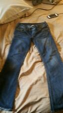 Silver jeans size 28/31 Tuesday 22 great condition boot cut jeans