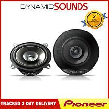 Pioneer TS-G 10cm 4 inch 190 Watt Car Speakers Set of Two Dash Door Shelf Back