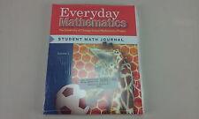 Everyday Mathematics, Grade 1 Student Math Journal Vol 1 & 2 NEW