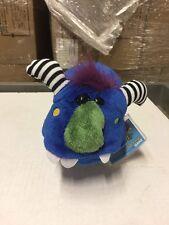 Webkinz Midnight Monster HM412 Soft Plush Animal With Online Code From Ganz