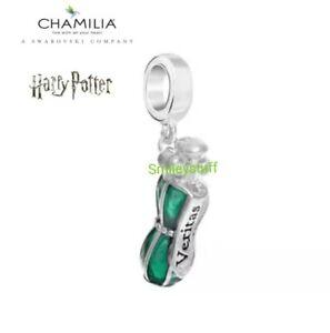 Rare Genuine Chamilia 925 silver  HARRY POTTER VERITAS SERUM Charm