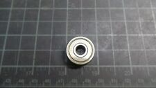 627Z METAL SEALED DEEP GROOVE BALL BEARING, BOSCH, SKILL, DREMEL,  LOT OF 6, NOS