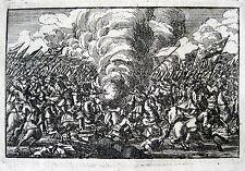 Schlacht Battaglia di Luzzara Prinz Eugen 1702 guerra di successione spagnola