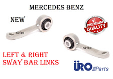 Front Stabilizer Left And Right Sway Bar Link Set of For Mercedes W211 W219 URO