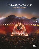 DAVID GILMOUR - LIVE AT POMPEII   BLU-RAY NEW!