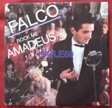 Disques vinyles singles falco