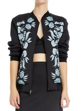 NWT Clover Canyon Puff Print Bomber Jacket Size M Retail $440