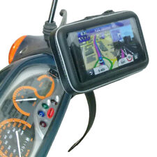 Impermeable Scooter/Moto Cuello Soporte para Garmin Nuvi 1300