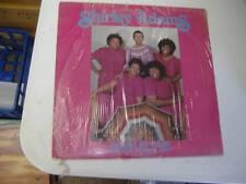 Black Gospel Modern Soul LP SHIRLEY ADAMS Shower Me Down  on Altanta Internation