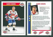 1994-95 Zellers Masters of Hockey Dave Keon