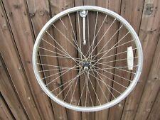 "Mountain bike Front Wheel Bicycle 24"" silver"