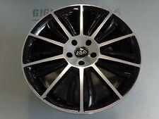 ASA AR6 Felge 9x20 5x120 Et35 Schwarz Frontpoliert NEU!! R1443, R1444