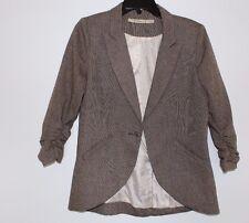 Gibson Tweed Blazer/Jacket Size Medium