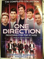 One Direction 1d - ALCANCE for the stars ~ Biografía Disco 2GB DVD con / FUNDA