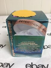 $60 New in Sealed Box Peter Thomas Roth Hungarian Thermal Water Atomic Heat Mask
