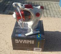 Mulinello Dynami 4000, pesca, bolognese, spinning, mare, lago, fiume