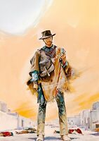 A FISTFUL OF DOLLARS Movie PHOTO Print POSTER Film Clint Eastwood Glossy 003