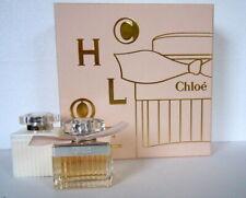 Chloe  Eau de Parfum SET * 50ml EDP Spray + Body Lotion 100ml * GESCHENK-SET NEU