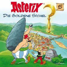CD * ASTERIX - HSP 5 - DIE GOLDENE SICHEL # NEU OVP !