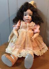 SFBJ 247 Reproduction Doll Composition Body