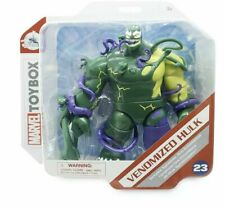 Disney Cool Marvels Venomized Hulk Action Figure Marvel Toybox Figurine In Box