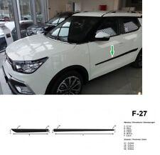 Türschutzleisten Rammschutz für Ssangyong Tivoli SUV 2015-