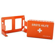 BETRIEBS VERBANDSKASTEN Erste Hilfe Koffer DIN 13157 Verbandkasten mit Halterung