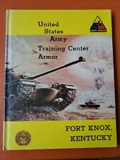 United States Army Training Center Armor, Fort Knox Kentucky April 1976
