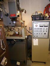 Hansvedt 30 Amp Sinker Edm H Pulse 201 E Runs On 120 Volt Household Current