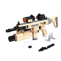 Technic USP Gewehr Waffe 42056 42083 Blöcke Bausteine MOC pistole 42110