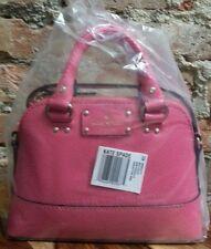 Kate Spade Mini Rachelle Wellesley Cabaret Pink Crossbody Purse Bag Satchel NWT