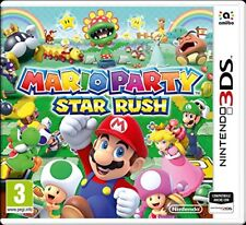 Mario Party Star Rush Nintendo 3ds 2ds