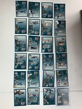 FLEER 92-93 ALL STAR WEEKEND ORLANDO Full set 24 cards - Michael Jordan!