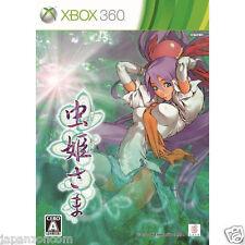 Used Xbox 360 Mushihimesama CAVE MICR0OSOFT JAPAN JP JAPANESE JAPONAIS IMPORT