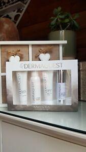 Dermaquest Travel/Trial Kit/mixture product spf serum cleanser/Mens Range