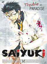 Saiyuki - Vol. 10: Trouble in Paradise DVD 2004 NEW