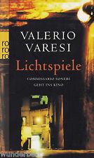 EFFETTI DI LUCE - Commissario SONERI geht nel CINEMA - Valerio VARESI tb (2008)