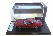 Ford Mustang GT-390 Fastback 1968 - PREMIUM X 1:43 DIECAST MODEL CAR PRD369