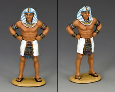 KING & COUNTRY ANCIENT EGYPT AE055 STANDING PHARAOH MIB