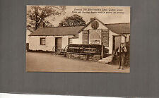 Scotland Gretna Green Old Blacksmiths forge and priest unposted a069