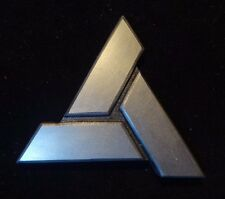 Assassin's Creed Abstergo badge pin
