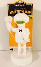 """New! Hallmark Motion-Activated Jokin' In The John Toilet Paper Mummy 8"""""""