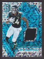 2016 Panini Spectra Sunday Spectacle Jersey Neon Blue #41 T.J. Yeldon 19/99