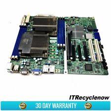 Supermicro X8DTL-I - 2 x Xeon Quad Core E5620 LGA 1366  Motherboard