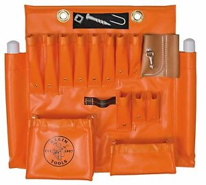 Klein Tools 51829M Aerial Apron with Magnet, Large