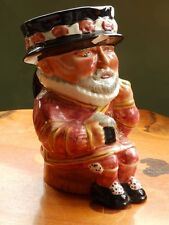 Shorter & Son Ltd Staffordshire Beefeater toby jug