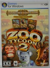 Zoo Tycoon 2: Zookeeper Collection (2006) Microsoft PC Complete
