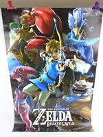 Official The Legend Of Zelda Breath Of The Wild Poster 60 x 90cm