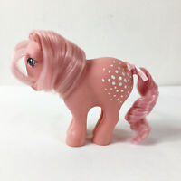 Vintage G1 My Little Pony Concave Cotton Candy