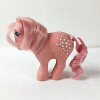 Vintage G1 My Little Pony Concave Cotton Candy